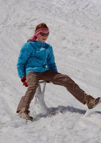 Ski-seat